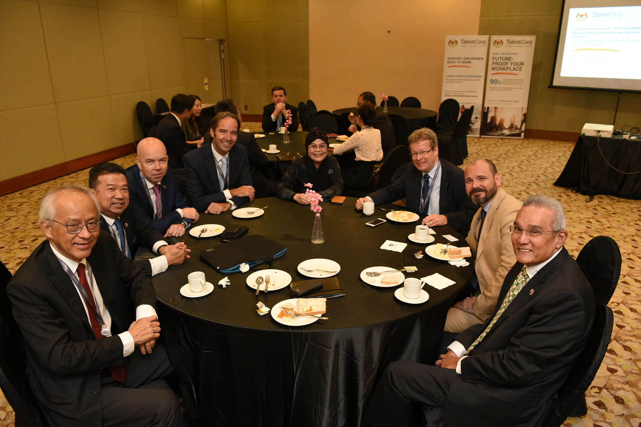 20190801_TalentCorp Roundtable with Prime Minister of Malaysia_03