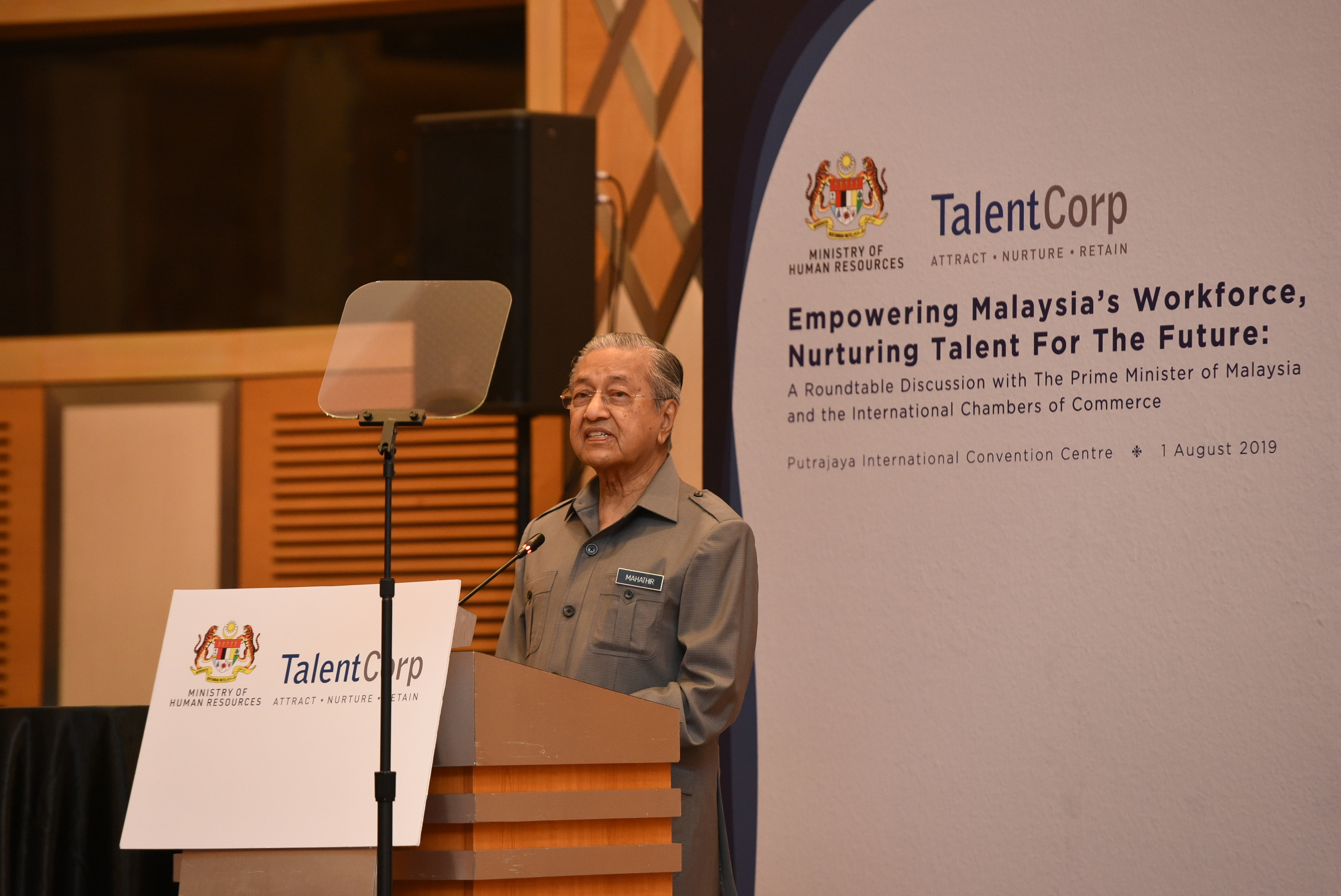 20190801_TalentCorp Roundtable with Prime Minister of Malaysia_22