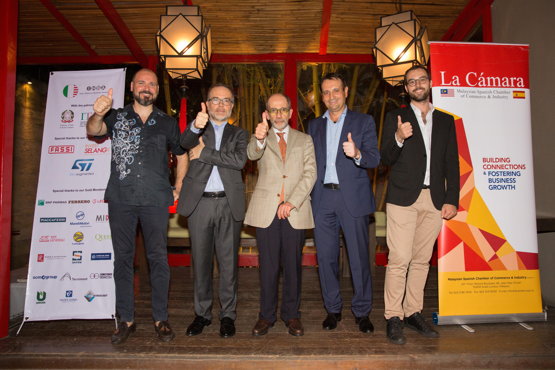 Spanish Italian Networking_066